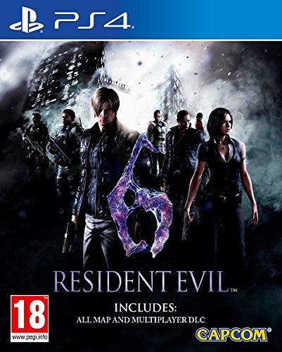 Resident Evil 6 HD imagen