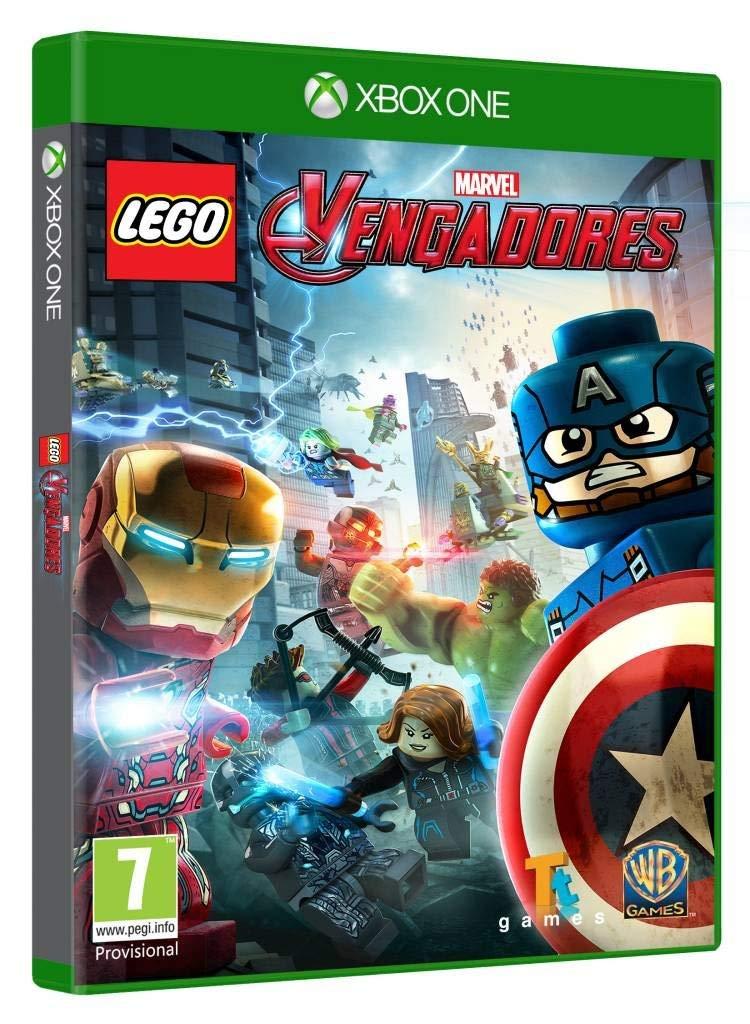 LEGO Vengadores imagen