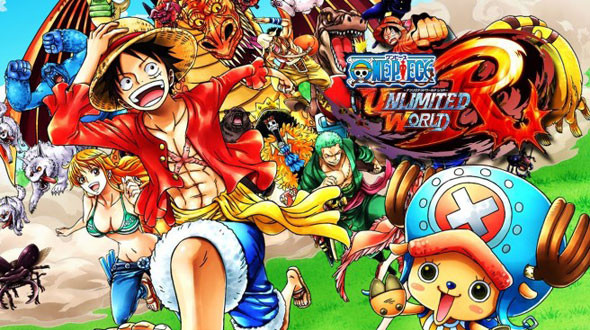 One Piece Unlimited World Red imagen