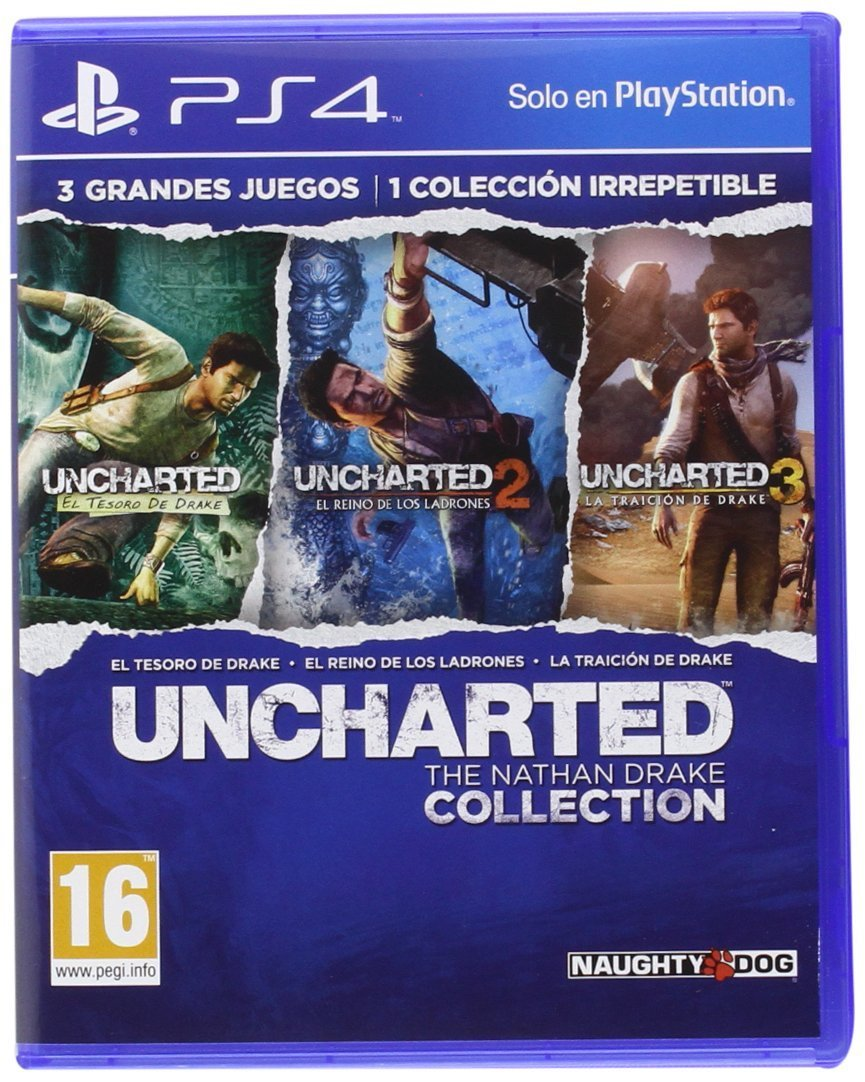 Uncharted: The Nathan Drake Collection imagen