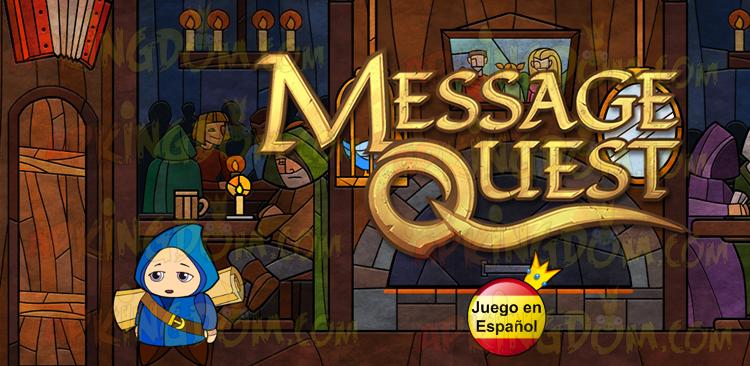Message Quest - Las increíbles aventuras de Feste imagen